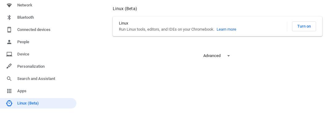 Linux Beta