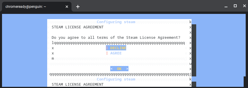 Steam License Policy